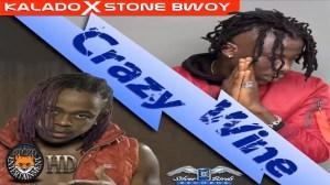 StoneBwoy - Krazy Whine ft Kalado